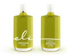 Eli Extra Virgin Olive Oil, bottle. Superior category Greek olive oil obtained directly from olives and solely by mechanical means. (Oil Bottle)