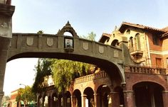 Mission Inn in Riverside CA