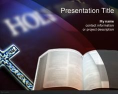 Bible theme background for bible studies, more microsoft powerpoint templates at fppt.com.