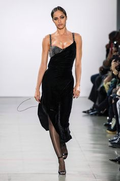 Laquan Smith, New York Fashion, Runway, Formal Dresses, Fashion Black, Pictures, Photos, Cat Walk, Dresses For Formal