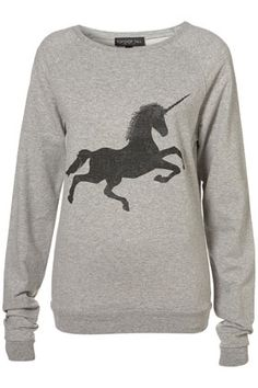 Tall Unicorn Sweat