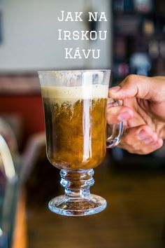 Handing you the ideal morning drink: an Azuca Irish Coffee.  Recipe (adapted from  1 C. hot brewed coffee 2 T. Irish whiskey 1 t. Irish Coffee, Irish Whiskey, Hot Coffee, Iced Coffee, Italian Espresso, Italian Coffee, Espresso Recipes, Coffee Recipes, Whisky