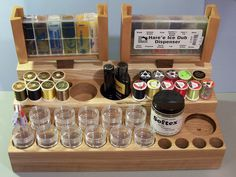 Fly tyer's tool supplies
