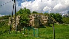A Délvidék magyar városai és községei: Keve vára romjai + Képgaléria