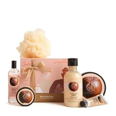 The Body Shop Gifts, The Body Shop Uk, Body Shop At Home, Cream Baths, Dry Skin Remedies, Shea Body Butter, Body Scrubs, Body Treatments, Body Scrub