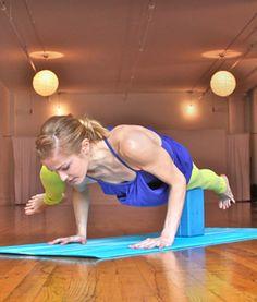 Step-by-Step Yoga Pose Breakdown: Split-leg Arm Balance - Shape Magazine
