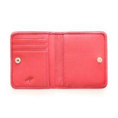 Porta tarjetero para dama, línea Degrade en técnica espazolato. Wallet, Fashion, Rolodex, Lady, Leather, Accessories, Moda, Fashion Styles, Fashion Illustrations