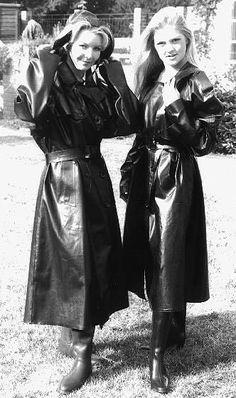 Raincoat With Hood Womens Black Raincoat, Pvc Raincoat, Hooded Raincoat, Rubber Raincoats, Rain Gear, Weather Wear, Raincoats For Women, Preppy Style, Black Rubber
