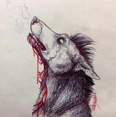 Inhale, exhale by Casthavian on DeviantArt My Character, Character Description, Body Picture, Inhale Exhale, Drawing Tools, Werewolf, Deviantart, Artist, Werewolves