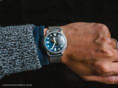 My Seiko Watch Mod - Imaginary Zebra Seiko Snk809, Retro Watches, Cool Watches, Men's Watches, Watch Organizer, Seiko Mod, Luxury Watches For Men, Watch Case, Looking For Women