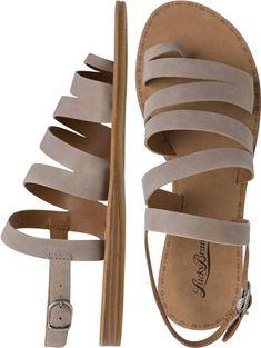LUCKY FAIRFAXX SANDAL. http://www.swell.com/footwear-new-arrivals