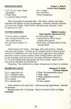 Retro Recipes, Old Recipes, Vintage Recipes, Cookbook Recipes, Baking Recipes, Dinner Recipes, Family Recipes, Oyster Recipes, Salads