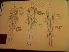 final major project. sketchbook work