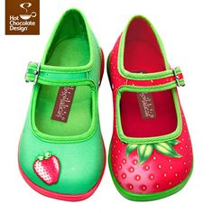 Strawberry Mini Chocolaticas