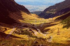 "Transfagarasan, Romania. ""The best road in the world"" - TopGear quote"