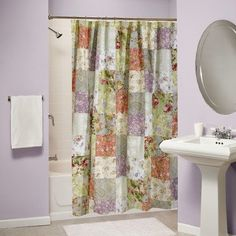 Greenland Home Blooming Prairie Shower Curtain ** Want additional info? Click on the image. Note:It is Affiliate Link to Amazon.