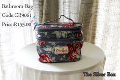 Bathroom bag Lunch Box, Handbags, Bathroom, Clothing, Silver, Cotton, Accessories, Washroom, Outfits