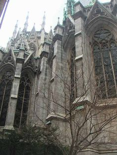 St. Patricks Cathedral - New York City