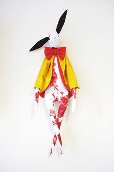 The Scarlet Doll Merchant Archive X Alice Mary Lynch  http://www.merchantarchive.com/designer/merchant-archive-x-alice-mary-lynch/