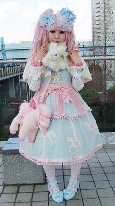 Lolita Paradise: Mezclas de estilos