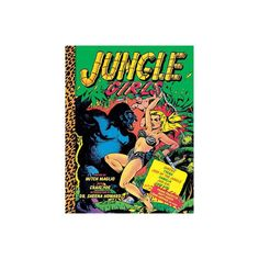 Jungle Girls - (Hardcover) Matt Baker, Black Comics, Who Book, Frank Frazetta, Comics Story, Girls, Products, Literature, Graphic Novels