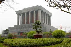Ho Chi Minh's Mausoleum HCMC