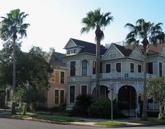 Beissner House, Galveston, Texas by texastravel, via Flickr