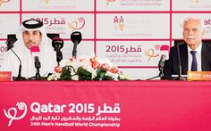 Qatar 2015 proud supporter