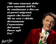 Se vince il Sì Renzi potrebbe un domani chiedere l'annessione agli Usa