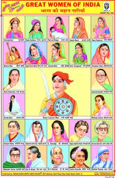 Great Women of Indi