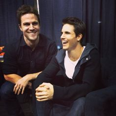 Stephen e Robbie alla #WalkerStalkerCon