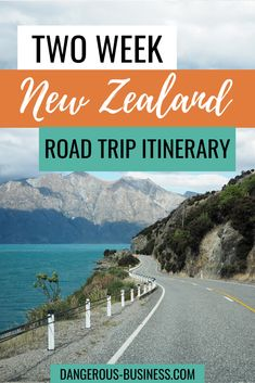 A road trip is the best way to see New Zealand. If you only have 2 weeks, here's the perfect road trip itinerary for New Zealand that covers both islands and all the country's highlights. New Zealand Destinations, New Zealand Travel, Travel Destinations, Queenstown Hotel, Perfect Road Trip, Couples Vacation, South Island, Great Barrier Reef, Beautiful Places To Visit