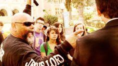 Ruben Israel   THE MOVIE   Open Air Street Preacher   Documentary Film b...