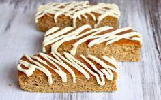 Pumpkin Pie Power Bars. Use IsaLean or IsaLean Pro Vanilla flavors!