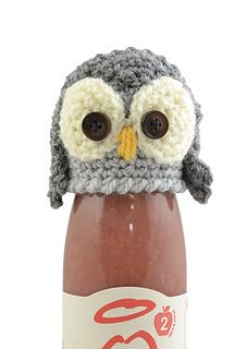 Ravelry: The Crochet Owl for the innocent Big Knit pattern by Val Pierce Owl Crochet Patterns, Crochet Owls, Owl Patterns, Cute Crochet, Knitting Patterns Free, Free Knitting, Knitting Ideas, Wooly Hats, Knitted Hats