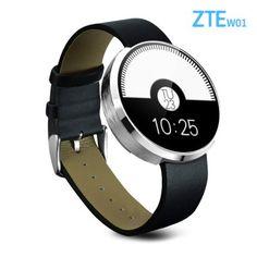 Hoy con el 20% de descuento. Llévalo por solo $258,100.ZTE W01 Corazón Profesional Vigilancia del ritmo del reloj inteligente.