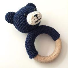 chrastítko medvěd