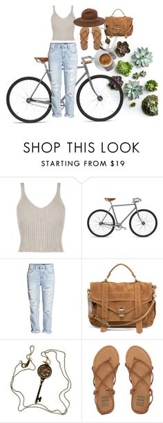 """stressed and distressed"" by kirandickey on Polyvore featuring WearAll, Blu Dot, Proenza Schouler, Tiffany & Co., Billabong, rag & bone and vintage"