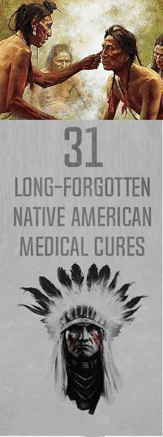 The Long Forgotten Cures Of The Ancient Native American Tribes! #interesting #health #medicine #native #americans #secrets