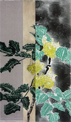 Robert Kushner artist geraniums - Buscar con Google