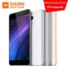 195.99$  Watch more here - Xiaomi Redmi 4 Pro Prime 3GB RAM 32GB ROM Mobile Phone Snapdragon 625 Octa Core CPU 5.0 FHD 13MP Camera 4100mah MIUI8   #buyonlinewebsite