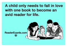 reader for life
