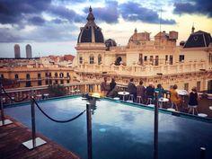 Barcelona - Ohla hotel