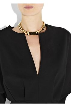 Stella McCartney Chunky ID Necklace you will be mine!