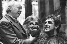 at the age of English and American actor, world-famous for the role of Chewbacca in the III — VII films of the Star Wars saga Peter Mayhew, died. Star Wars Episódio Iv, Film Star Wars, Star Trek, Peter Mayhew, Chewbacca, Images Star Wars, Star Wars Pictures, Ralph Fiennes, Harrison Ford