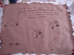Ministério Infantil IBP Kids: Caça ao tesouro!
