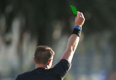 History made in Italy as Serie B ref awards first-ever green card.