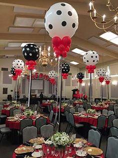 Polka Dots Geronimo Balloons