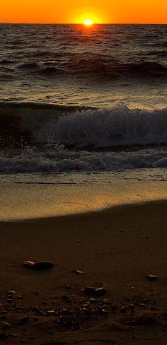 Cape Cod Bay Sunset