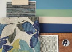 Stiffkey Blue Colour Palette Design to inspire your next living room project. See more on the blog.